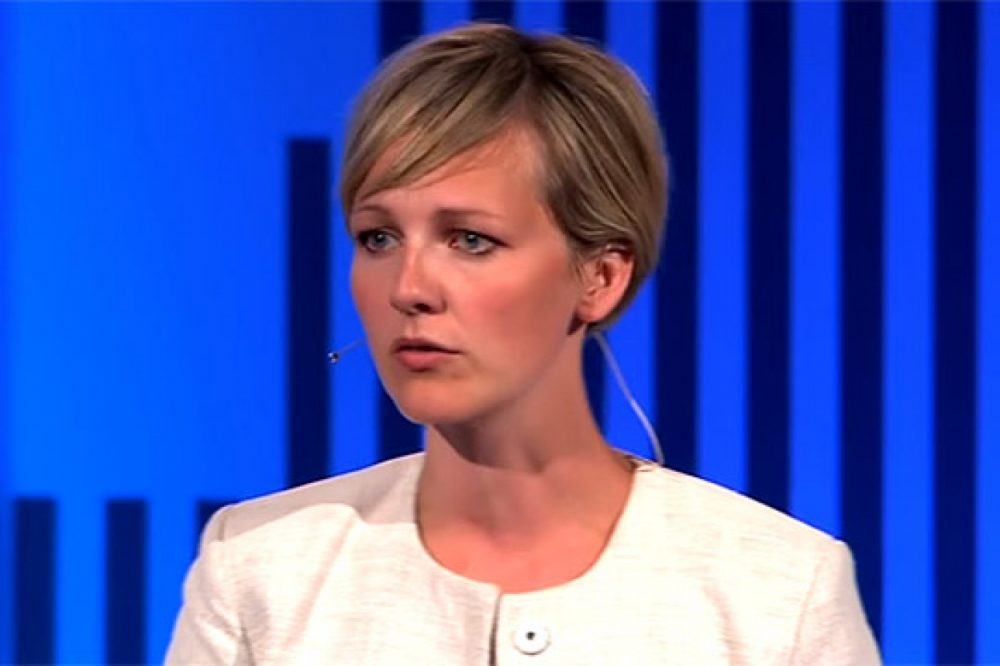 Министр экологии Дании Ида Аукен