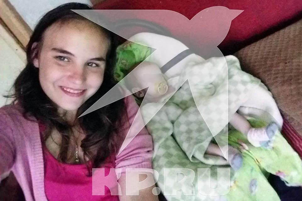 Подозреваемая в жестоком убийстве собственного ребенка беременная девушка не задержана