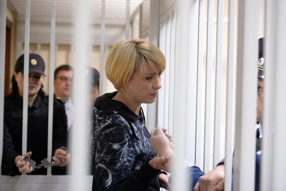 Ольга Алисова, сбившая «пьяного мальчика» в Подмосковье, вышла на свободу